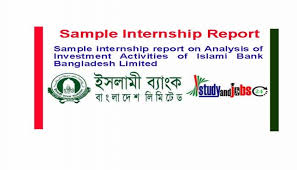 Sample Internship Report On Investment Activities Of Ibbl ...