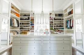 walk in closet island with three crystal droplets mini chandeliers mini chandelier for closet