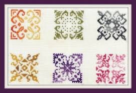 Free Biscornu Charts 6 Small Biscornu Free Chart Cross Stitch Free Patterns