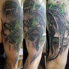 Lich King Tattoo