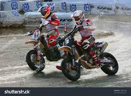 supermotard racing motor show 3 stock photo 12897784 shutterstock