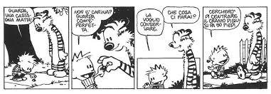 Calvin And Hobbes è Tuttaltro Che Un Fumetto Per Bambini