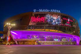 Las Vegas T Mobile Arena Editorial Photo Image Of Cityscape