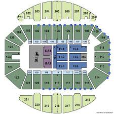 Crown Center Of Cumberland County Seating Chart Crown Coliseum The Crown Center Tickets And Crown Coliseum
