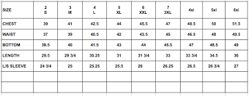 58 Competent Mens Big Tall Size Chart