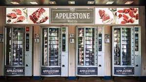Vending Machine Outlet Mesmerizing 4848 Meat Vending Machines Are A Glorious Thing Geek