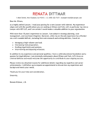 best lawyer cover letter examples livecareer lawyer advice