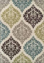 blue and brown area rug gray teal rugs decorating ideas heritage blue brown area rug