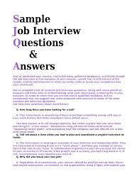 job interview essay questions co job interview essay questions