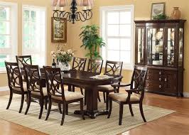 complete dining room sets. Modren Complete Katherine Complete Dining Set China Included In Cherry Finish By Crown Mark   2020C With Room Sets O