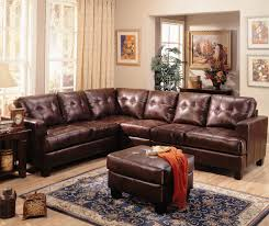 Sectionals In Living Rooms Leather Couch Living Room Design Decor On Homey Inspiration For