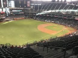Chase Field Section 330 Arizona Diamondbacks