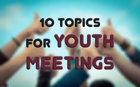 Youth Revival Scriptures 10 Topics For Youth Meetings