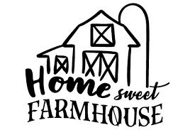 Free home sweet home svg cut file | lovesvg.com. Home Sweet Farmhouse Svg Cut File By Creative Fabrica Crafts Creative Fabrica