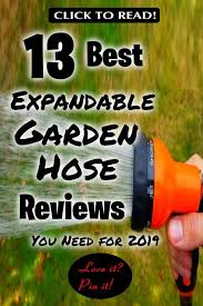 garden hoses can be a pain they leak get kinked easily can be hard to coil up luckily they invented the expandable garden hose those problems went