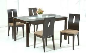 frost glass dining table image of contemporary dining table centerpiece white frosted glass dining table
