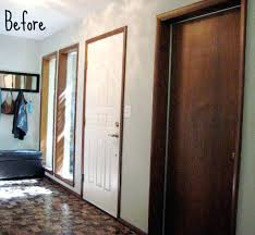 white doors with wood trim paginiwebnet