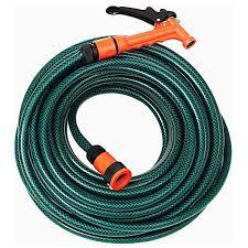 garden hoses. Fitted 30m Garden Hose Hoses
