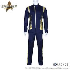internet explorer costume star trek discovery starfleet officers duty uniform for men pre
