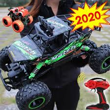 2020 New 1:12 <b>4WD RC Car Updated</b> Version 2.4G Radio Control ...