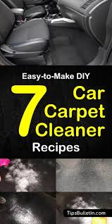 diy carpet cleaning tips and cleaner recipes including how to get tough stains out of