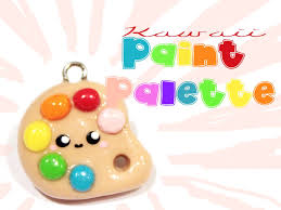 Kawaii Friday 57 (Tutorial in Polymer Clay) - YouTube