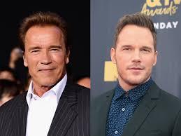 Arnold Schwarzenegger Reveals How Son In Law Chris Pratt Won