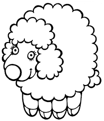 Free Printable Coloring Pages For 3 Year Olds Coloring Pages For 3