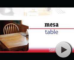 videos vocabulario home learn spanish