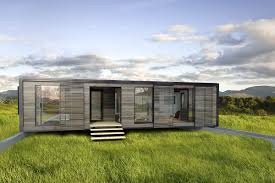 ... Prefabricated Shippingcontainer Homes Woodenhouz  . Wondrous ...