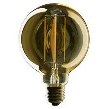E27 Dimmable Vintage Globe G95 Led Filament Bulb