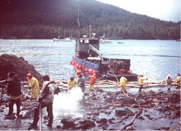 「1989 – Prince William Sound in Alaska」の画像検索結果