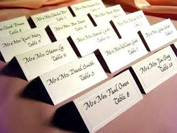 Seating Chart Place Cards Iamfree Club