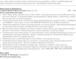 5 Page Ses Resume Sample The Place Blog Banner ...
