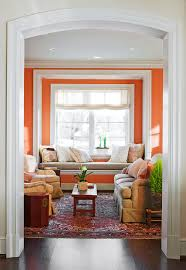 Window Treatments Ideas For Living Room Gorgeous Decorating Ideas 48 Window Seats Traditional Home