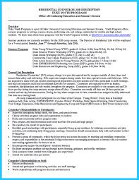 Substance Abuse Counselor Resume Sample Free Resume Example And