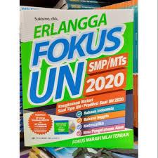 Kunci jawaban erlangga fokus un smp 2020 bahasa indonesia paket 1 part 1 bukuerlangga instagram post carousel telah terbit. Kunci Jawaban Erlangga Fokus Un 2019 Smpmts Bahasa Indonesia Lengkap