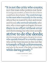 Daring Greatly Quote New Daring Greatly Quote By Theodore Roosevelt Beautiful Photos The Man