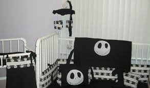 gray themed nursery bedding awesome jack skellington bedding bedding designs by size handphone