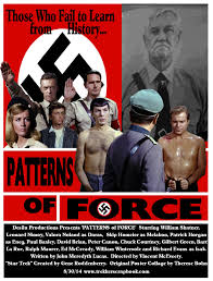 Star Trek Patterns Of Force Mesmerizing 48 Patterns Of Force TrekkerScrapbook