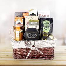 Coffee gifts including gift boxes and other goodies. Free Trade Gourmet Coffee Gift Basket Gift Baskets Usa Delivery Hazelton S Usa
