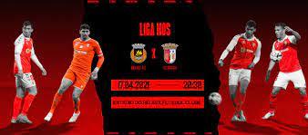 SC Braga - Accueil