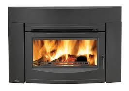 highly rated on a review site com napoleon epi3c cast iron epa contemporary black wood burning insert fireplaces
