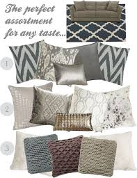 Couch pillow ideas Leather Couch Fh Decor Idea Couch Pillows Fashionable Hostess Pinterest New Couch Pillow Recommendations Decor Pinterest Couch Pillows