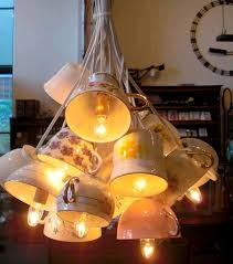 teacup chandelier by madeleine see more at madeleineboulesteix co uk