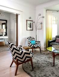 contemporary living room accent chairs. view in gallery contemporary living room with chevron accent chairs r