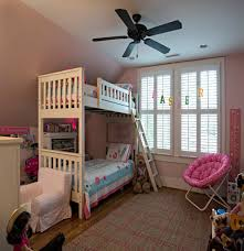bedroom ideas for girls with bunk beds. Surprising Girls Bunk Beds Decorating Ideas For Kids Traditional Design With Bear Black Ceiling Bedroom