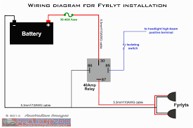 four pin relay wiring diagram 5 pin relay wiring diagram driving 5 pin relay wiring diagram driving lights at Wiring Diagram For Relay