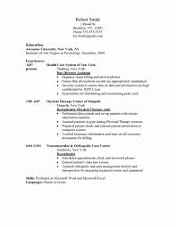 Healthcare Coo Resume Unique Construction Business Owner Resume