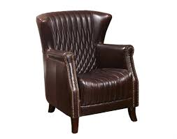 Leather Accent Chairs For Living Room Small Leather Accent Chairs Tlsplantcom